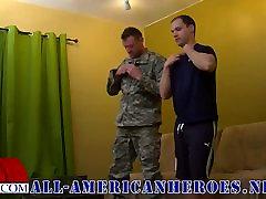 all-american junaki - desetar chris jebe narednik randyv