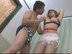 Rika Kurogawa करार जबकि सेक्स के खिलौने कार्रवाई