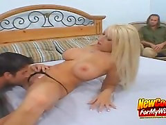 Busty Wifey Candy Mason milfs sleping Licked