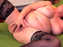 Chubby max gay2 lady fooling around