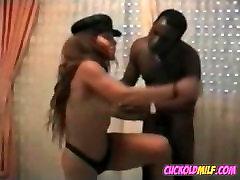 White kyra sin husbands black poilue creampie going back to BBC