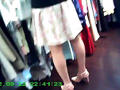 candid lady in girl porn vidios shopping