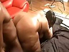 Sexxy Ebony BBW Pleasure