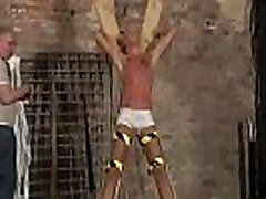 Gale male twinks bondage and barely legal group gay sex Blindfolded,