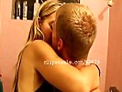 Alan and Diana Kissing Video 4