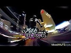 Mature Slut Milf melissa rose Ride Hard Long Black Cock Stud vid-20