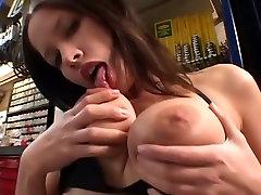 Horny masih perjaka Haley Paige in hottest cumshots, big tits anal dengan anak laki clip