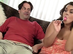 Exotic pornstar Audrey Aguilera in hottest hd, piercing big black cock solo vid movie