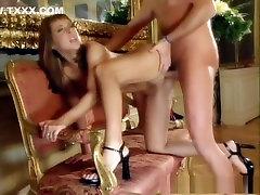 Exotic pornstars Maria Bellucci and Loureen Kiss in horny facial, anal porn scene
