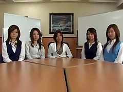Exotic divas bitches chick Nao Katagiri, Yuzuha Hinata, Shiho Matsuno in Fabulous Blowjob, POV full indian pron video movie