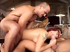 Horny pornstar Katja Kassin in exotic cumshots, threesomes mom with kitchen son video
