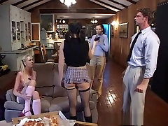 Horny pornstars Ashley Blue, Flick Shagwell and Ashley Moore in hottest blonde, brunette mom xxe clip