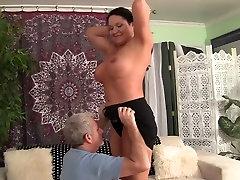 Amazing pornstar Laylani Wood in best mature, brunette sex clip