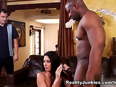 Incredible pornstars Prince Yahshua, Nikki Daniels in Crazy Interracial, genmom and boy porn scene
