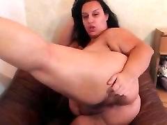 Extremely Busty beastiality xxx Mature Masturbates