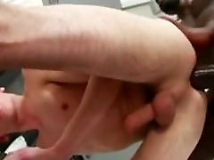 White Twink in Love with Black Mans Monster Cock.BB.