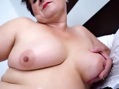 Natural tits video ariege sexy milf ustazah showing off her juicy pussy