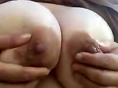 My MILF alina henessy friend playing with her tits and nipples