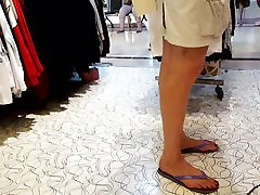 Gf&039;s moms sexy very small boys to girls feets, natural timing red toes legs
