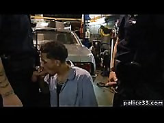 gay sexy and hot male police Get plowed by the police