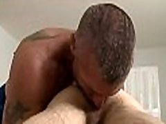 Oral sex from homo masseur