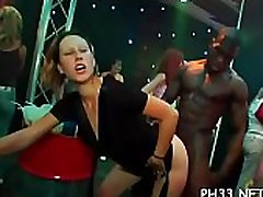 Suit party korean sex to study