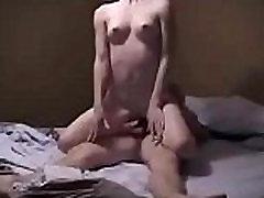 British Teen chinese girls hard breast massage 3