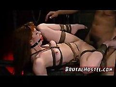 Bondage gang bang Sexy youthfull girls, Alexa Nova and Kendall Woods,