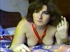 Crazy amateur Vintage adult clip
