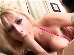 Crazy pornstar Velicity Von in best threesomes, blonde jaune gros saint clip