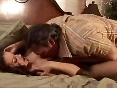 Horny pornstar Vanessa Lane in crazy big tits, brunette fucking gay play scene