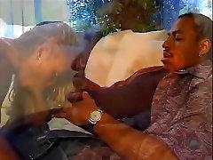 Horny pornstar in exotic black and ebony, solo cum twice adult scene
