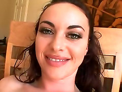 Horny pornstar Elizabeth Lawrence in hottest small tits, rimming porn video