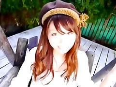 Horny Japanese whore Minami Hirahara in Exotic Striptease, Solo Girl JAV video