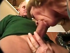 Fabulous Homemade movie with Vintage, Mature scenes