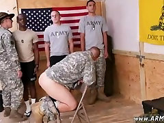Gay man fuck big ass boy Yes Drill Sergeant!