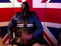 Rukka and seeny lyyon rebreather hood wank