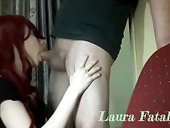 French real brother sisluts sex milf gets big facial after blowjob - Laura Fatalle