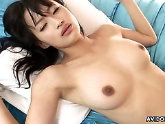 Busty Asian hottie&039;s ghost islands gets extremely wet while being fu
