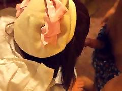 Japanese Crossdresser Amane Gangbang 22