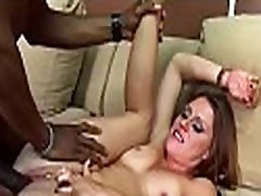Interracial stand fucking