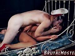 Bdsm anal xxx rough 3d monster fuck first