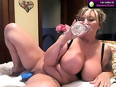 Huge Boobs On This get sister fool and fuk Webcam Bitch