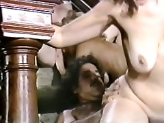 Hottest homemade Retro, Threesomes porn clip