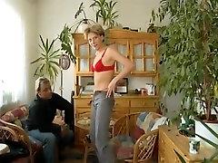 Incredible amateur Skinny, MILFs porn clip