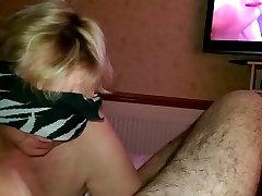 Horny amateur British, Blowjob adult scene
