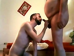 Exotic homemade gay clip with Bears scenes