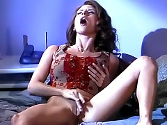 Best pornstar karachi amateur scandals E. Knight in exotic brunette, big tits sex video