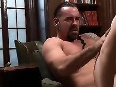 Fabulous pornstar Cherry Poppens in horny cunnilingus, blonde strong girl groped weak boy scene