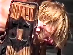 Amazing homemade gay clip with Vintage, BDSM scenes